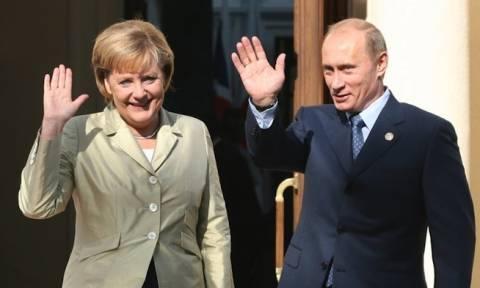 Αυτό είναι το «μενού» της συνάντησης Πούτιν – Μέρκελ στο Σότσι