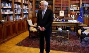 Παυλόπουλος: Ο κανόνας δικαίου δεν μπορεί να παραβλέπει τις δύσκολες κοινωνικές συνθήκες