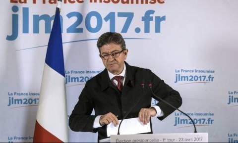 Προεδρικές εκλογές Γαλλία - Μελανσόν: Δεν θα στηρίξω επίσημα κανέναν υποψήφιο