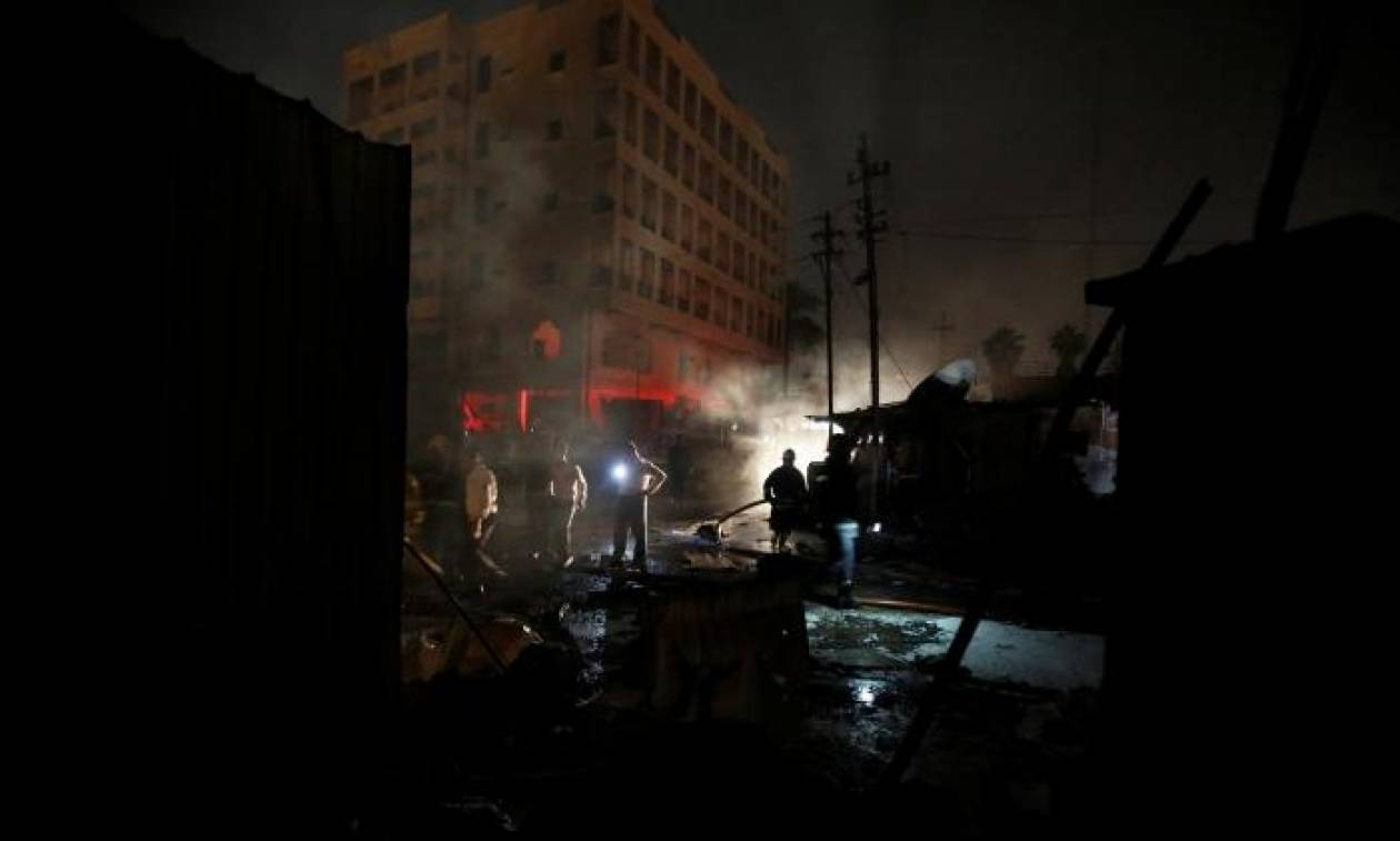 Τουλάχιστον τέσσερις νεκροί από βομβιστική επίθεση του Ισλαμικού Κράτους στη Βαγδάτη