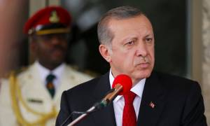 Μήνυμα Ερντογάν σε Ουάσινγκτον: Μαζί θα μετατρέπαμε τη Ράκα σε «νεκροταφείο των τζιχαντιστών»