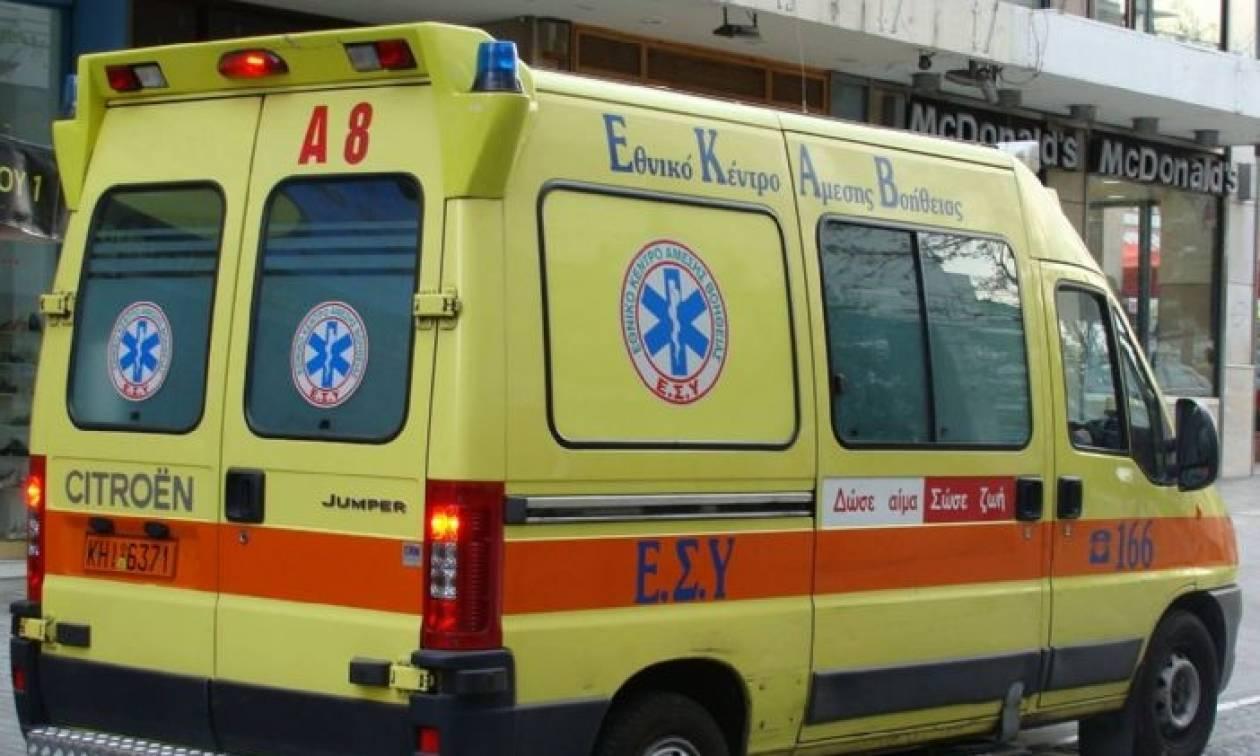 Σοκ στην Άρτα: 70χρονος πέθανε στο τιμόνι και μπούκαρε με το αυτοκίνητό του σε αυλή σπιτιού