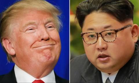 Απίστευτο: Πώς αποκάλεσε ο Ντόναλντ Τραμπ τον Κιμ Γιονγκ Ουν;