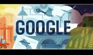 Πρωτομαγιά: Δείτε πώς τιμά η Google την ημέρα των εργατών