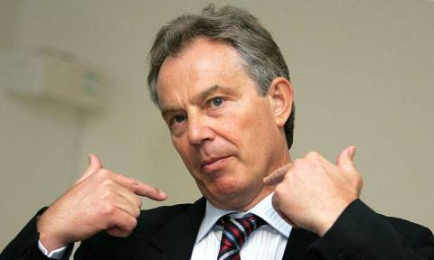 Brexit: «Comeback» στην πολιτική κάνει και ο Τόνι Μπλερ
