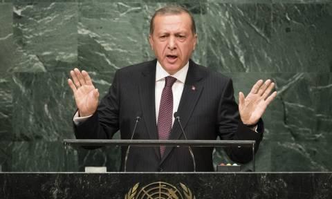 Δήλωση-«χαστούκι» στον Ερντογάν από τον ΟΗΕ