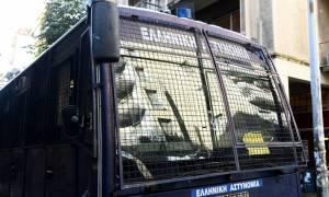 Επεισόδια στο κέντρο της Αθήνας (photos)