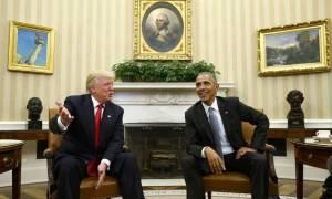 Επιμένει ο Τραμπ για Ομπάμα: Παρακολουθούσε τις τηλεφωνικές συνομιλίες μου