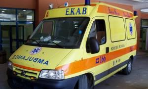 Ηράκλειο: Την τελευταία του πνοή στην άσφαλτο άφησε ένας 55χρονος
