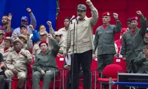 Βενεζουέλα: Ο Μαδούρο προτείνει νέα συνέλευση - Ο πρόεδρος της βουλής καλεί το λαό να επαναστατήσει