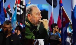 Εργατική Πρωτομαγιά στην Κούβα: Η τελευταία παρέλαση του Κάστρο (Pics)