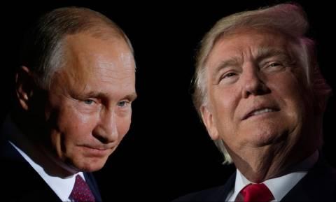 Αυτό είναι το φλέγον ζήτημα που θα συζητήσουν τηλεφωνικά Πούτιν και Τραμπ