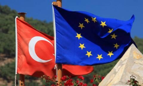 ΕΕ: «Το ευρωπαϊκό όνειρο της Τουρκίας έχει τελειώσει»