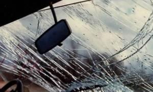 Γέρακας: Αυτοκίνητο «προσγειώθηκε» σε ΑΤΜ –  Η φωτογραφία που κάνει το γύρο του διαδικτύου (pic)