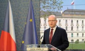 Παραιτείται ο πρωθυπουργός της Τσεχίας μετά την κόντρα με τον υπουργό Οικονομικών