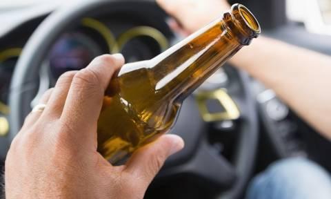 «Μεθυσμένη» Πρωτομαγιά: Πρόστιμα σε 268 άτομα για οδήγηση υπό την επήρεια μέθης