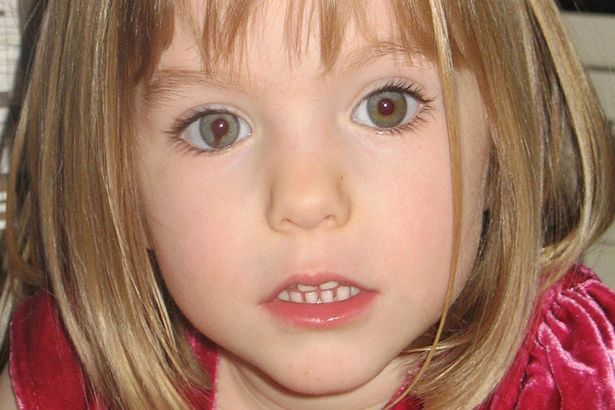 PROD Missing Madeleine McCann