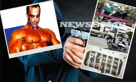 «Συμβόλαιο θανάτου η δολοφονία του Βασίλη Γρίβα έξω από το δημοτικό σχολείο στα Γλυκά νερά»