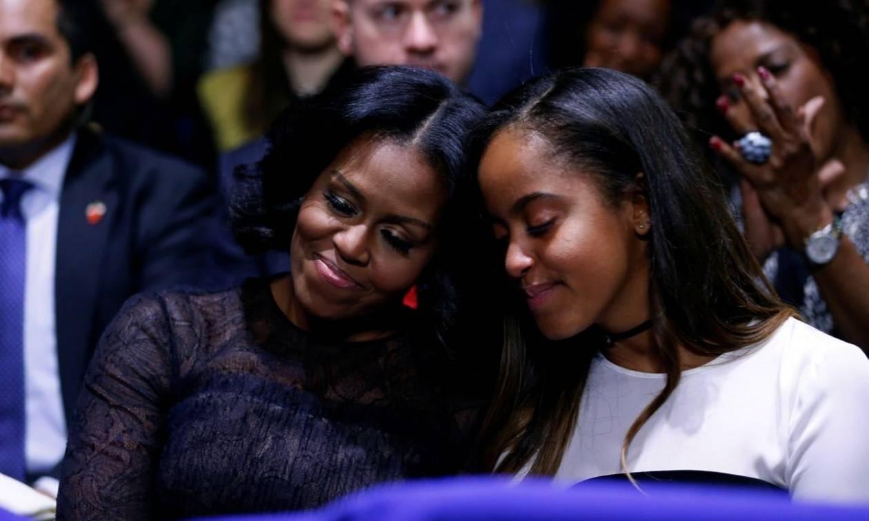 H συγκινητική τελευταία νύχτα των Ομπάμα στο Λευκό Οίκο (Vid)