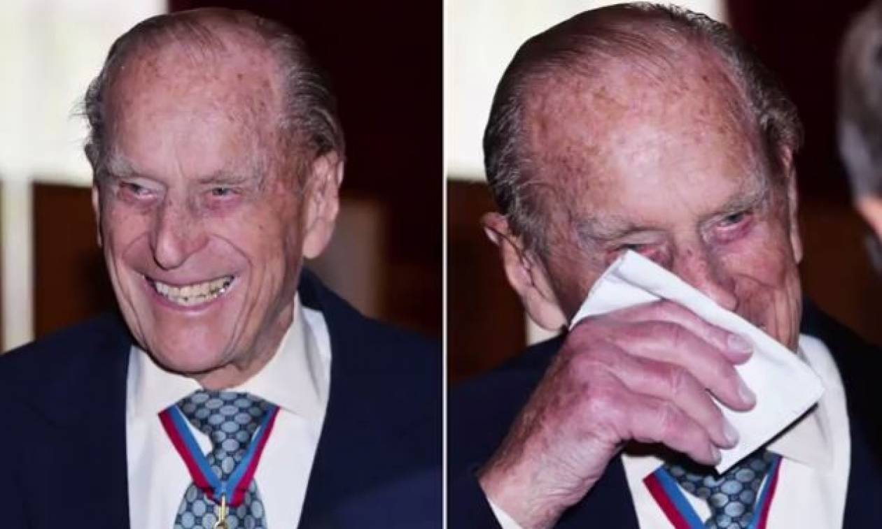 Με δάκρυα στα μάτια αποχώρησε από το Παλάτι του Μπάκιγχαμ ο πρίγκιπας Φίλιππος (pics+vids)
