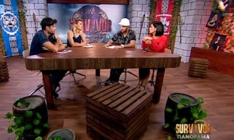 Survivor: Ο Πάνος αποκαλύπτει για πρώτη φορά το διάλογό του με τον Ντάνο για τον Σπαλιάρα