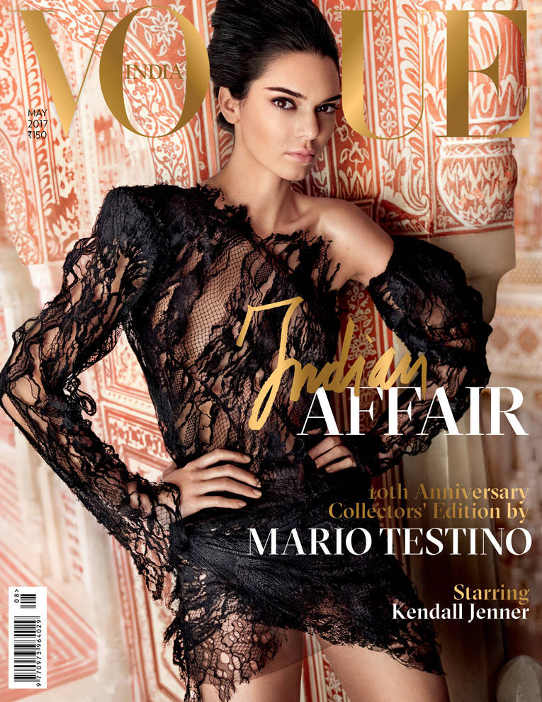 Vogue India CoverMarioTestino