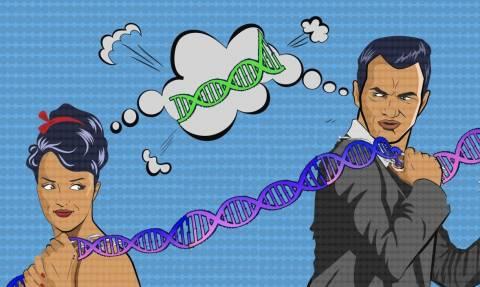 Η «μάχη» των δύο φύλων: 6.500 γονίδια διαφέρουν στους άντρες από τις γυναίκες