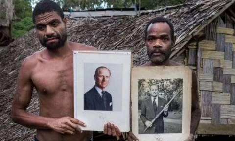Βανουάτου: Σοκ σε φυλή μετά την απόσυρση του πρίγκιπα Φίλιππου - Τον θεωρούν γιο θεού τους
