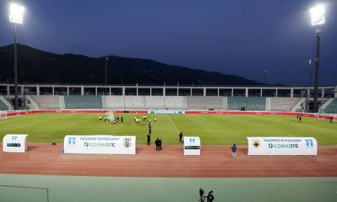 Live o τελικός Κυπέλλου ΠΑΟΚ - ΑΕΚ: 2-1 μπροστά ο ΠΑΟΚ στο Β' ημίχρονο