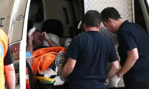 ΠΑΟΚ-ΑΕΚ: Αμέτρητοι οι τραυματίες από τα επεισόδια!