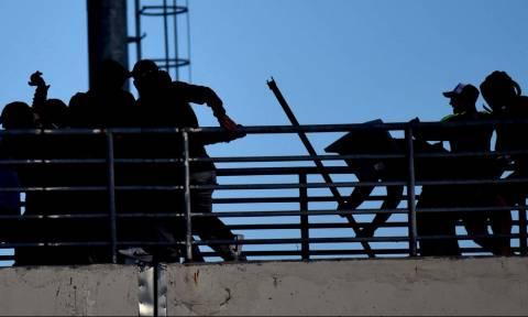 ΠΑΟΚ-ΑΕΚ: Τον έδειραν τόσο που… φώναζαν να σταματήσουν το ξύλο!