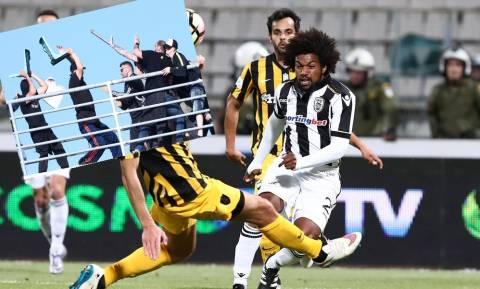 Τελικός Κυπέλλου Ελλάδας: Νικητής ο ΠΑΟΚ, έξαλλος ο Μελισσανίδης - Άγρια επεισόδια πριν τον αγώνα