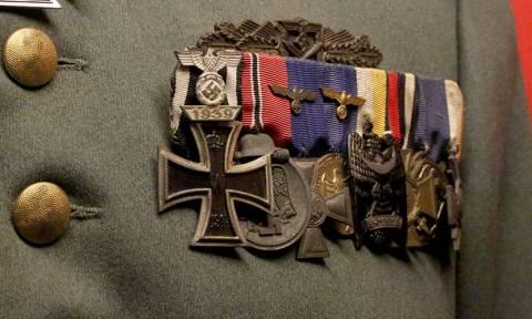 Σάλος στη Γερμανία: Βρέθηκαν ναζιστικά αντικείμενα και σύμβολα κρυμμένα σε στρατώνες