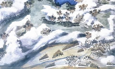 Σαν σήμερα το 1821 έγινε η Μάχη της Γραβιάς