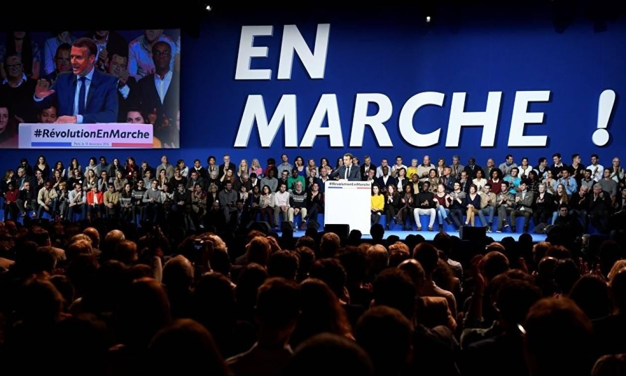 Γαλλία: Επικρατεί και στις βουλευτικές εκλογές ο Μακρόν σύμφωνα με δημοσκόπηση
