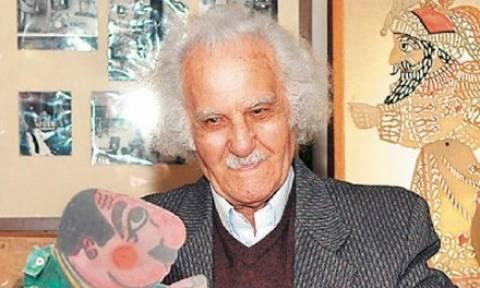 Σαν σήμερα το 2009 πέθανε ο καλλιτέχνης του θεάτρου σκιών Ευγένιος Σπαθάρης