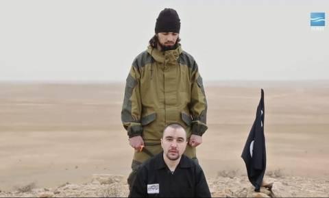 Το βίντεο της φρίκης: Τζιχαντιστές αποκεφάλισαν Ρώσο αξιωματούχο των μυστικών υπηρεσιών