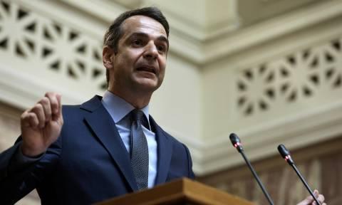 Μητσοτάκης στην ΚΟ της ΝΔ: Η Ελλάδα πληρώνει τα ψεύδη και την ανικανότητα της κυβέρνησης Τσίπρα