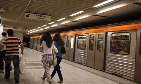 Θρίλερ στην Αγία Μαρίνα: Συρμός του Μετρό παρέσυρε άνδρα