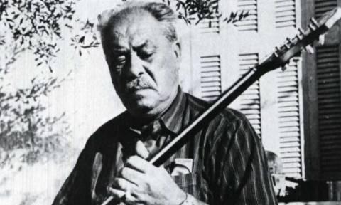 Σαν σήμερα το 1905 γεννήθηκε ο ρεμπέτης Μάρκος Βαμβακάρης