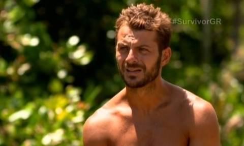 Survivor: Έξαλλος ο Ντάνος - Τα χώνει σε Βαλαβάνη-Λάουρα-Κοκκινάκη