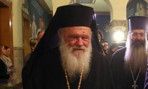 Αρχιεπίσκοπος Ιερώνυμος: Να πάρουμε δύναμη από τις ρίζες μας και να προχωρήσουμε
