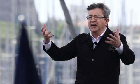 Γαλλία: Ο Μελανσόν ανακοίνωσε την υποψήφιότητά του για τις βουλευτικες εκλογές