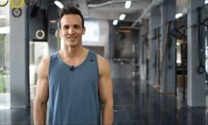 Πέντε ασκήσεις για να αποκτήσεις γράμμωση (video)