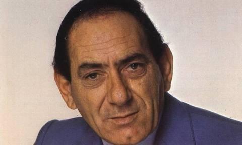 Σαν σήμερα το 1990 «έφυγε» ο μεγάλος λαϊκός τραγουδιστής Στράτος Διονυσίου