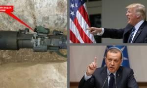 Σε πανικό η Τουρκία - Ο Ερντογάν προειδοποιεί τον Τραμπ για τα όπλα στους Κούρδους