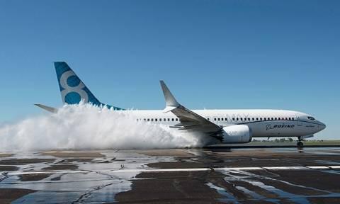 Στο «παρά πέντε» πρόβλημα στους κινητήρες του νέου αεροσκάφους 737 ΜΑΧ της Boeing (Vid)