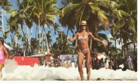 Survivor: Το αδημοσίευτο βίντεο της Ειρήνης Παπαδοπούλου από τον Αγιο Δομίνικο ρίχνει το Instagram