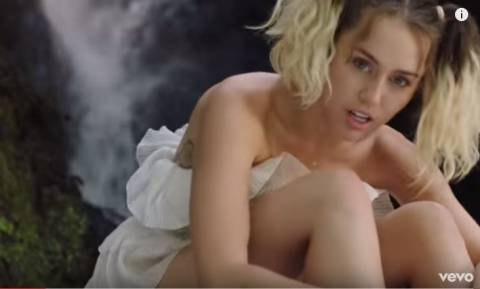 Viral: Σπάει «ταμεία» το νέο κομμάτι της Miley Cyrus – Δείτε το βίντεο κλιπ
