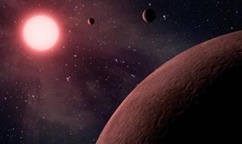 Μακρινός «θερμός Ποσειδώνας» διαθέτει εξωτική ατμόσφαιρα